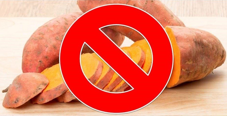 Sweet potatoes are not speed – Get It Off Me